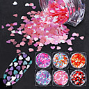 cheap Table Cloths-6 pcs Nail Jewelry nail art Manicure Pedicure Daily Fashion