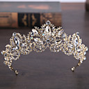 cheap Party Headpieces-Brass / Imitation Pearl Tiaras with 1 Wedding / Anniversary / Birthday Headpiece