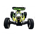 baratos Cubos de Rubik-Carro com CR WL Toys 2307 Canal 4 2.4G Go-kart / 4WD / Alta Velocidade 1:24 KM / H Velocidades variáveis / Controlo Remoto / Recarregável