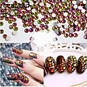 cheap Rhinestone & Decorations-Nail Jewelry Fashion Daily Nail Art Design