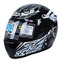 baratos Luzes LED de Encaixe-Integral Forma Assenta Compacto Respirável Melhor qualidade Esportivo ABS capacetes para motociclistas