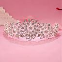 preiswerte Parykopfbedeckungen-Strass / Aleación Tiaras / Stirnbänder mit 1 Hochzeit / Besondere Anlässe / Geburtstag Kopfschmuck