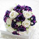 olcso Művirág-Művirágok 1 Ág minimalista stílusú Rózsák Asztali virág