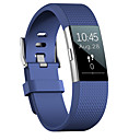 cheap Smartwatches-Smart Bracelet S18 for iOS / Android Touch Screen / Heart Rate Monitor / Water Resistant / Water Proof Pedometer / Activity Tracker / Sleep Tracker / Alarm Clock / Calories Burned / Pedometers