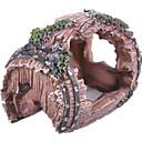 abordables Decoración y Gravilla de Acuario-Peces Decoración de Acuario Adornos Decoración Resina