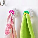 cheap Racks & Holders-Rack & Holder Cute Travel Creative Kitchen Gadget Self-adhesive Boutique PVC PP 1pc Bath Organization