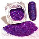 baratos Glitter para Unhas-Clássico Alta qualidade Diário Nail Art Design