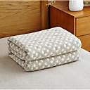 preiswerte Sofadecken & Überwürfe-Strick, Bedruckt Geometrisch Baumwollmischung Decken