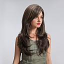 cheap Synthetic Capless Wigs-Synthetic Wig / Cosplay & Costume Wigs Straight Synthetic Hair Highlighted / Balayage Hair Brown Wig Women's Long Capless