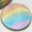 baratos Blush-Pó Blush Iluminadores & Bronzeadores Brilho Natural Beleza Clássico Alta qualidade Diário