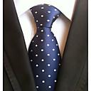 رخيصةأون أوعية طعام الكلاب-ربطة العنق النقاط عمل أساسي للرجال