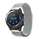 cheap Smartwatch Accessories-Watch Band for Huawei Watch 2 Huawei Milanese Loop Stainless Steel Wrist Strap