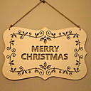 abordables Artículos para Fiestas de Navidad-Evento / Fiesta / Fiesta / Noche Material / De madera Decoraciones de la boda Tema Jardín / Vacaciones / Otro Primavera, Otoño, Invierno,