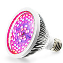cheap Plant Growing Lights-1pc 1290 lm E27 Growing Light Bulb 78 LED Beads SMD 5730 Warm White / Red / Blue 85-265 V / 1 pc / RoHS / CCC