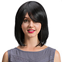 cheap Human Hair Capless Wigs-Human Hair Capless Wigs Human Hair Classic / Natural Wave Machine Made Wig Daily