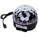 preiswerte Bühnen Beleuchtung-18 W 6 LED-Perlen LEDBühnenleuchten RGB / 1 Stück