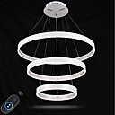 cheap LED Smart Bulbs-Pendant Light Ambient Light - Crystal, Adjustable, Dimmable, 110-120V / 220-240V, Dimmable With Remote Control, LED Light Source Included