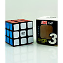 cheap Rubik's Cubes-Rubik's Cube QIYI 3*3*3 Smooth Speed Cube Magic Cube Educational Toy Stress Reliever Puzzle Cube Smooth Sticker Gift Unisex