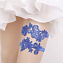 cheap Wedding Garters-Elastic Leg Warmers / Party / Wedding Wedding Garter With Flower Garters