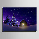 cheap Lighting Accessories-LED Canvas Art One Panel Canvas Horizontal Print Wall Decor Home Decoration