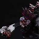 olcso Autós függők, díszítőelemek-Diy autóipari függők kristály finom kiváló minőségű lótusz kreatív borostyán autó medál&Díszüveg