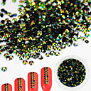 cheap Rhinestone & Decorations-1 pcs Nail DIY Tools Nail Jewelry Rhinestones Lovely / 3D nail art Manicure Pedicure Daily Glitters / Artistic / Fashionable Jewelry