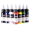 cheap Tattoo Ink-7 × 30 ml Classic Daily High Quality