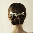 povoljno Party pokrivala za glavu-Legura tijare / Kose za kosu s 1 Vjenčanje / Special Occasion / godišnjica Glava