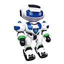 cheap Robots-RC Robot LZ555-3 Kids' Electronics ABS Singing / Dancing / Walking