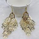 cheap Earrings-Women's Tassel Stud Earrings / Drop Earrings - Stainless Steel Personalized, Fashion Gold / Silver For Casual / Club