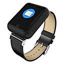זול שעונים חכמים-Smart צמיד מסך מגע מוניטור קצב לב עמיד במים כלוריות שנשרפו מרחק מעקב Anti-האבוד SOS המתנה ארוכה רב שימושי מידע שליטה בהודעות ספורטיבי