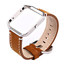 cheap Birthday Home Decorations-Watch Band for Fitbit Blaze Fitbit Classic Buckle / Modern Buckle Metal / Leather Wrist Strap