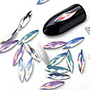 cheap Rhinestone & Decorations-Rhinestones Cute nail art Manicure Pedicure Daily Fashion / Shiny