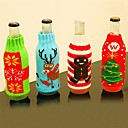 cheap Bathtub Faucets-Holiday Decorations Landscape / Houses Ornaments Holiday 1pc / Christmas