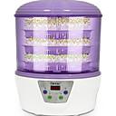 baratos Aparelhos de Cozinha-Máquina de brotos de feijão Multifunções Revestimento em Plástico Máquina de brotos de feijão 220V 20W Utensílio de cozinha