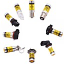 cheap Car Fog Lights-9003 / H8 / T20 Car Light Bulbs 100W SMD 3030 3500lm 20 Fog Light For universal All Models All years
