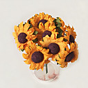 ieftine Flori Artificiale-Flori artificiale 1 ramură klasické Plante Față de masă flori
