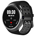cheap Smartwatches-Smartwatch LEMFO-LES1 for Android Heart Rate Monitor / Calories Burned / GPS / Long Standby / Hands-Free Calls Timer / Stopwatch / Pedometer / Activity Tracker / Sleep Tracker / Sedentary Reminder