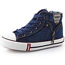 ieftine Pantofi Băieți-Băieți Pantofi Pânză Toamnă / Iarnă Confortabili Adidași pentru Portocaliu / Albastru Închis / Albastru Deschis