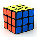 cheap Rubik's Cubes-Rubik's Cube MoYu 3*3*3 Smooth Speed Cube Magic Cube Stress Reliever Educational Toy Puzzle Cube Smooth Sticker Kid's Adults' Toy Unisex Boys' Girls' Gift