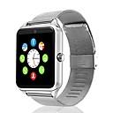 baratos Smartwatches-Relógio inteligente GT09 para iOS / Android Podômetro / Aviso de Chamada / Monitor de Atividade / Monitor de Sono / Lembrete sedentária / 2 MP / Sensor de Gravidade / Sensor de Dedo / MTK6260