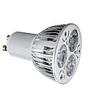 cheap Night Lights-HRY 1pc 9 W 600 lm GU10 LED Spotlight 3 LED Beads High Power LED Decorative Warm White / Cold White 85-265 V / 1 pc / RoHS