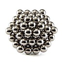 cheap Magnet Toys-50 pcs 10mm Magnet Toy Magnetic Blocks / Magnetic Balls / Building Blocks Classic Magnetic Type / Office Desk Toys / Relieves ADD, ADHD, Anxiety, Autism Adults' Gift