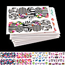 cheap Nail Stickers-45 pcs Other Fashion Daily