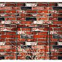 baratos Papel de Parede-papel de parede Tecido Não-Tecelado Revestimento de paredes - adesivo necessário Padrão