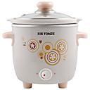 preiswerte Reiskocher-Mehrzweck-Topf / Dampfkochtopf Voll automatisch Keramik Pizzahersteller & Öfen 100-240V 70W Küchengerät