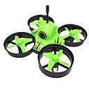 baratos Quadicópteros CR & Multirotores-RC Drone R36HW 4CH 6 Eixos 2.4G Com Câmera HD 0.3MP Quadcópero com CR Luzes LED / Retorno Com 1 Botão / Auto-Decolagem Quadcóptero RC /