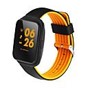 זול שעונים חכמים-שעון חכם שעון דם הלב צג קצב הלב smartwatch גברים קוראים הודעה תזכורת לביש התקנים לצפות