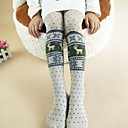 tanie Obrazy: martwa natura-Dzieci Dla dziewczynek Aktywny Święto Bawełna Spodnie / Urocza