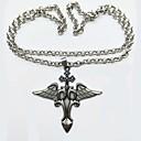 cheap Men's Necklaces-Men's / Women's Pendant Necklace - Evil Eye Rock, Luminous Silver Necklace One-piece Suit For Party, Carnival